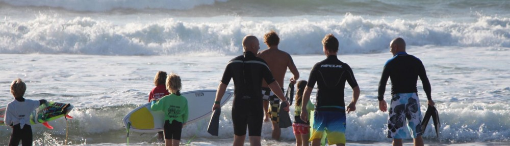 "Coolum Boardriders held their fourth round last Sunday in quite "" ripable"" surf."