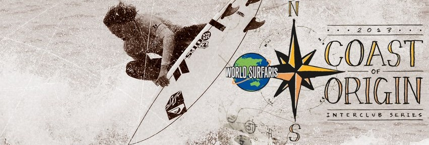 World Surfaris 'Coast of Origin' Series 2013