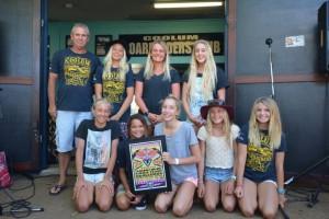 Kirra Jnr Girls Team
